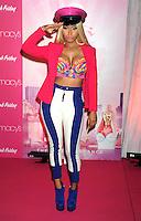 "Nicki Minaj Introduces New Perfume "" Pink Friday ""  - New York"