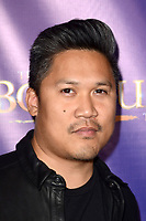"""LOS ANGELES - MAY 2:  Dante Basco at the """"The Bodyguard"""" Play Opening at the Pantages Theater on May 2, 2017 in Los Angeles, CA"""