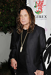 BEVERLY HILLS, CA- SEPTEMBER 13: TV personality Ozzy Osbourne attends the Brent Shapiro Foundation for Alcohol and Drug Awareness' annual 'Summer Spectacular Under The Stars' at a private residence on September 13, 2014 in Beverly Hills, California.