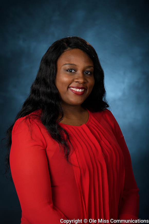 Ambriel Kinney. 2017 Luckyday Senior Composite. Photo by Thomas Graning/Ole Miss Communications