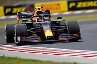 17th July 2020, Hungaroring, Budapest, Hungary; F1 Grand Prix of Hungary,  free practise sessions;  23 Alexander Albon THA, Aston Martin Red Bull Racing