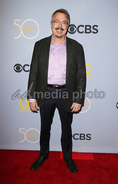"04 October 2017 - Los Angeles, California - Vince Gilligan. CBS ""The Carol Burnett Show 50th Anniversary Special"". Photo Credit: F. Sadou/AdMedia"