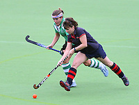 Havering HC Ladies 2nd XI vs Harlow HC Ladies 29-11-08