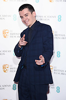 Asa Butterfield<br /> at the announcement of nominations for the BAFTA Film Awards 2020, London.<br /> <br /> ©Ash Knotek  D3546 07/01/2020