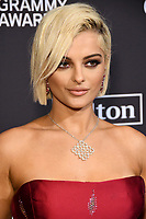09 February 2019 - Beverly Hills, California - Bebe Rexha. The Recording Academy And Clive Davis' 2019 Pre-GRAMMY Gala held at the Beverly Hilton Hotel. Photo Credit: Birdie Thompson/AdMedia