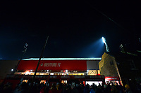 A general view of Griffin Park, home of Brentford<br /> <br /> Photographer Richard Martin-Roberts /CameraSport<br /> <br /> The EFL Sky Bet Championship - Brentford v Leeds United - Tuesday 11th February 2020 - Griffin Park - Brentford<br /> <br /> World Copyright © 2020 CameraSport. All rights reserved. 43 Linden Ave. Countesthorpe. Leicester. England. LE8 5PG - Tel: +44 (0) 116 277 4147 - admin@camerasport.com - www.camerasport.com