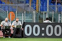 Simone and Davide Spada twins official AC Milan photographers <br /> Roma 27-10-2019 Stadio Olimpico <br /> Football Serie A 2019/2020 <br /> AS Roma - AC Milan<br /> Foto Andrea Staccioli / Insidefoto