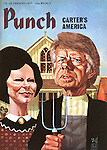 Punch (front cover, 19 January 1977)