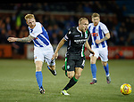 Chris Burke and Dylan McGeouch