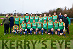 Tralee Rugby team who played Dungarvan at O'Dowd park on Sunday