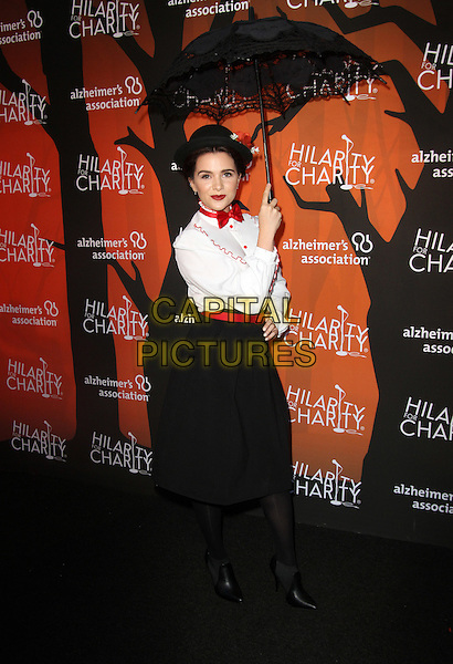15 October 2016 - Beverly Hills, California - Katie Stevens. Fifth Annual Hilarity For Charity Variety Show held at The Hollywood Palladium in Hollywood.    <br /> CAP/ADM<br /> &copy;ADM/Capital Pictures