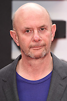 "Nick Hornby<br /> arrives for the ""Jason Bourne"" premiere at the Odeon Leicester Square, London.<br /> <br /> <br /> ©Ash Knotek  D3139  11/07/2016"