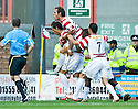 11/09/2010   Copyright  Pic : James Stewart.sct_jsp013_hamilton_v_rangers  .:: MARCO PAIXAO CELEBRATES AFTER HE SCORES HAMILTON'S GOAL ::.James Stewart Photography 19 Carronlea Drive, Falkirk. FK2 8DN      Vat Reg No. 607 6932 25.Telephone      : +44 (0)1324 570291 .Mobile              : +44 (0)7721 416997.E-mail  :  jim@jspa.co.uk.If you require further information then contact Jim Stewart on any of the numbers above.........
