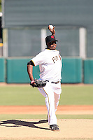 Donald Veal - Scottsdale Scorpions, 2009 Arizona Fall League.Photo by:  Bill Mitchell/Four Seam Images..