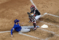 2016 World Series<br /> Game 7<br /> Chicago Cubs @ Cleveland Indians<br /> 11/2/16