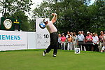 Colin Montgomerie (SCO) teeing off in the Pro-Am Day of the BMW International Open at Golf Club Munchen Eichenried, Germany, 22nd June 2011 (Photo Eoin Clarke/www.golffile.ie)