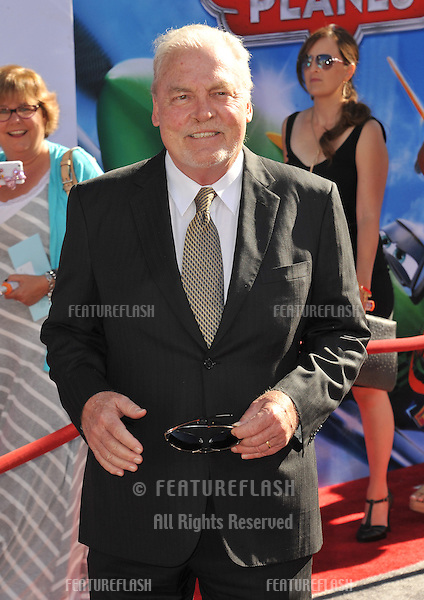 Stacy Keach at the world premiere of his movie Disney's Planes at the El Capitan Theatre, Hollywood.<br /> August 5, 2013  Los Angeles, CA<br /> Picture: Paul Smith / Featureflash