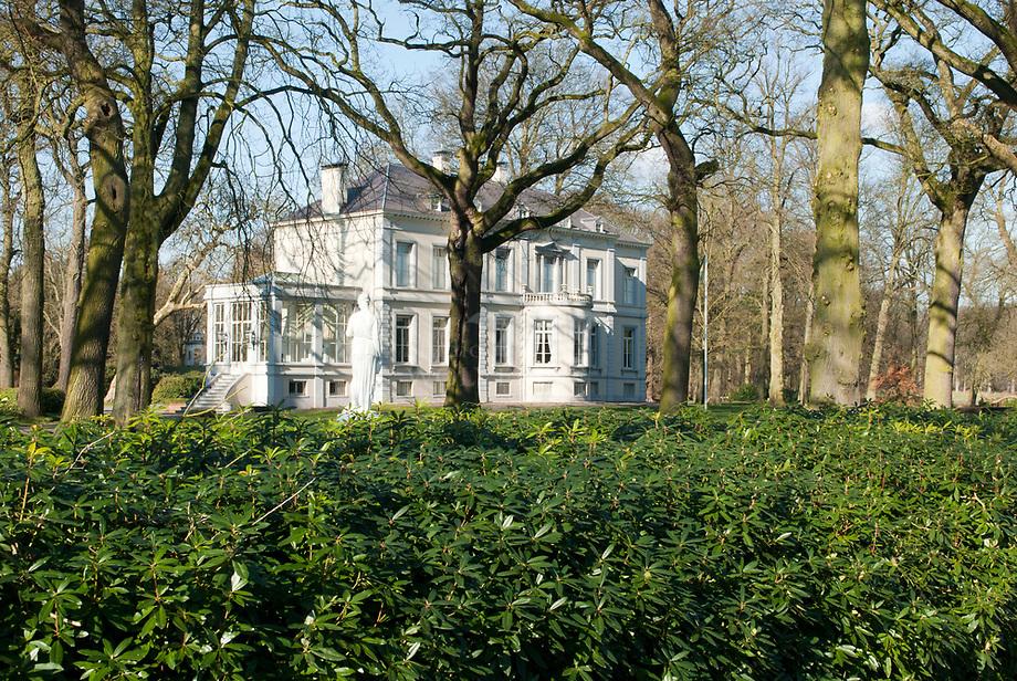 Mattenburg, landhuis met landgoed, Brabants Landschap