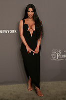 06 February 2019 - New York, NY - Kim Kardashian. 21st Annual amfAR Gala New York benefit for AIDS research during New York Fashion Week held at Cipriani Wall Street. Photo Credit: Debby Wong/AdMedia