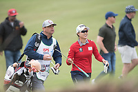 Minjee Lee during the 3rd round of the VIC Open, 13th Beech, Barwon Heads, Victoria, Australia. 09/02/2019.<br /> Picture Anthony Powter / Golffile.ie<br /> <br /> All photo usage must carry mandatory copyright credit (&copy; Golffile | Anthony Powter)
