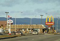 Sept-Ile (Qc) CANADA - File Photo circa 1986