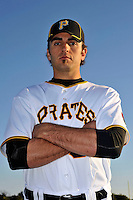 Feb 28, 2010; Bradenton, FL, USA; Pittsburgh Pirates  pitcher Virgil Vasquez (50) during  photoday at Pirate City. Mandatory Credit: Tomasso De Rosa/ Four Seam Images