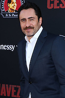 "HOLLYWOOD, LOS ANGELES, CA, USA - MARCH 20: Demian Bichir at the Los Angeles Premiere Of Pantelion Films And Participant Media's ""Cesar Chavez"" held at TCL Chinese Theatre on March 20, 2014 in Hollywood, Los Angeles, California, United States. (Photo by David Acosta/Celebrity Monitor)"