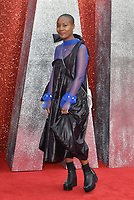 LAURA MVULA<br /> &quot;Ocean's 8&quot; European film premiere in Leicester Square, London, England on June 13, 2018<br /> CAP/Phil Loftus<br /> &copy;Phil Loftus/Capital Pictures /MediaPunch ***NORTH AND SOUTH AMERICAS ONLY***