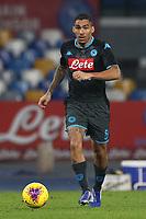 Allan of Napoli<br /> Napoli 14-12-2019 Stadio San Paolo <br /> Football Serie A 2019/2020 <br /> SSC Napoli - Parma Calcio 1913<br /> Photo Cesare Purini / Insidefoto