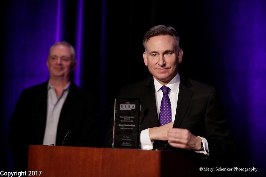 GSBA Business and Humanitarian Awards 2017