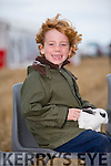 Jack Lawlor  having a great day on Monday at Abbeydorney Ploughing Competition and Ger's mobile Farm  at Corridan's Farm, Ballysheen on Monday