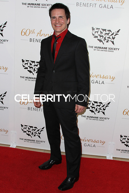 BEVERLY HILLS, CA, USA - MARCH 29: Hal Sparks at The Humane Society Of The United States 60th Anniversary Benefit Gala held at the Beverly Hilton Hotel on March 29, 2014 in Beverly Hills, California, United States. (Photo by Xavier Collin/Celebrity Monitor)