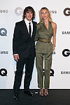 """Carles Puyol and Vanessa Lorenzo andattends the """"GQ AWARDS"""" at Palace Hotel in Madrid, Spain. November 3, 2014. (ALTERPHOTOS/Carlos Dafonte)"""
