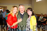 +++REPRODUCTION FREE+++<br /> THE 2016 Con Curtin Music Festival, Brosna, Co Kerry, June 24th-26th. Ceili-Sunday- Deirdre Harnett(Listowel), Timmy Woulfe(Athea) and Anne Marie Walsh(Listowel).