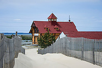 Indian River Life-Saving Station Museum, Rehoboth Beach, delaware, USA