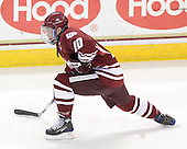 Will Ortiz (UMass - 10) - The Boston College Eagles defeated the University of Massachusetts-Amherst Minutemen 6-5 on Friday, March 12, 2010, in the opening game of their Hockey East Quarterfinal matchup at Conte Forum in Chestnut Hill, Massachusetts.