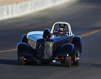 Jul 28, 2017; Sonoma, CA, USA; NHRA super gas driver Darin Dolezal during qualifying for the Sonoma Nationals at Sonoma Raceway. Mandatory Credit: Mark J. Rebilas-USA TODAY Sports
