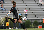 20 September 2009: LSU's Mo Isom. The Duke University Blue Devils played the Louisiana State University Tigers to a 2-2 tie after overtime at Koskinen Stadium in Durham, North Carolina in an NCAA Division I Women's college soccer game.