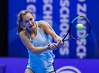 Rotterdam, Netherlands, December 16, 2017, Topsportcentrum, Ned. Loterij NK Tennis, Semi Final woman, Olga Kalyuzhnaya (NED)<br /> Photo: Tennisimages/Henk Koster