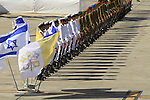 Israel, the Guard of Honor at the Welcoming Ceremony for Pope Francis at Ben Gurion Airport