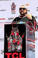 Kevin Smith bei Stan Lee's Hand and Footprints Ceremony am TCL Chinese Theatre Hollywood. Los Angeles, 18.07.2017