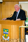Brian McCarthy FEXCO Chairman was honoured at a  Kerry County Council  Civic Reception  on Monday
