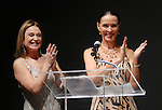 Chairs Becca Thrash and Sue Smith at the Houston Chronicle Best Dressed 25th Anniversary Gala and Neiman Marcus Fashion Show at the Wortham Theater Tuesday  April 10,2007.(Dave Rossman/For the Chronicle)