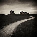 Sandal Castle, West Yorkshire, UK