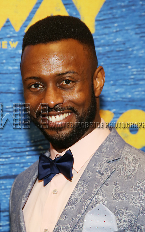 "Josh Breckenridge attends the ""Come From Away"" Broadway Opening Night After Party at Gotham Hall on March 12, 2017 in New York City."