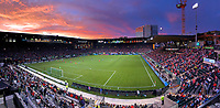Portland, OR - Wednesday, June 27, 2018: Portland Thorns FC vs Sky Blue FC at Providence Park.