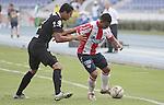 Junior y Nacional igualaron en Barranquilla 3-3 en partido válido por la fecha 12 de la Liga Águila I-2016