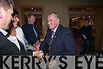 Kerry County Council Election count at the Brandon Hotel.