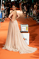 Actress Marta Torne attends to orange carpet of 'Velvet' during FestVal in Vitoria, Spain. September 04, 2018. (ALTERPHOTOS/Borja B.Hojas) /NortePhoto.com NORTEPHOTOMEXICO