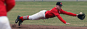Royal Oak at Orchard Lake St. Mary's, Varsity Baseball, 4/8/15